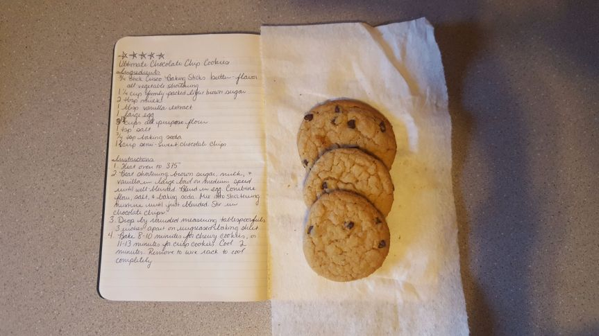 Recipe Review: Ultimate Chocolate ChipCookies