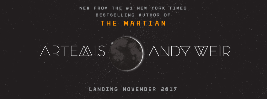 """ARC Review: """"Artemis"""" by AndyWeir"""