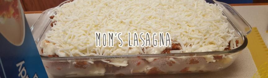 Recipe Review: Mom'sLasagna