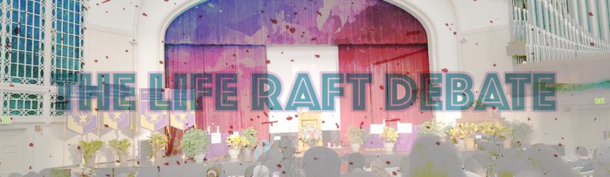 The 20th Annual Life RaftDebate