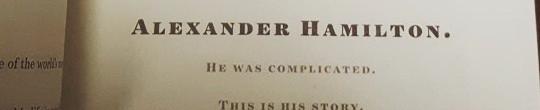 "Book Review: ""Alexander Hamilton, Revolutionary"" by MarthaBrockenbrough"