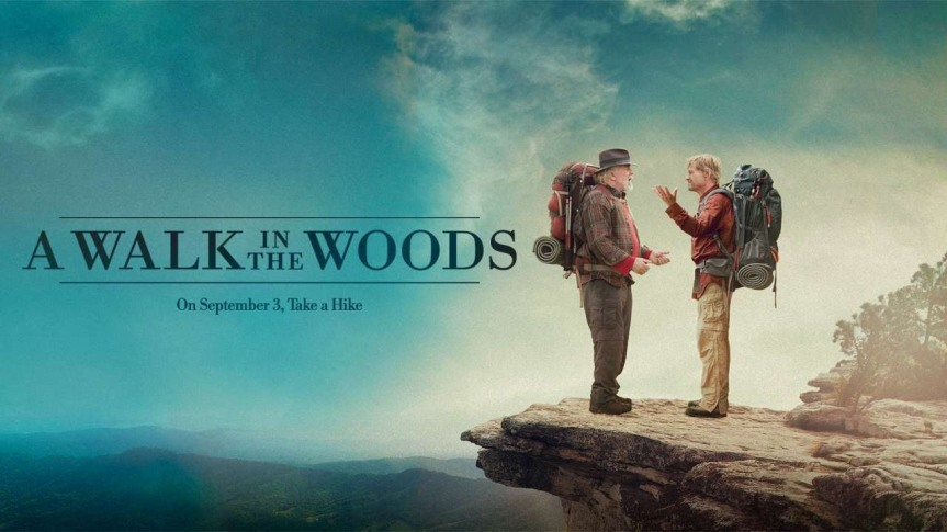 """Book Review: """"A Walk in the Woods"""" by BillBryson"""