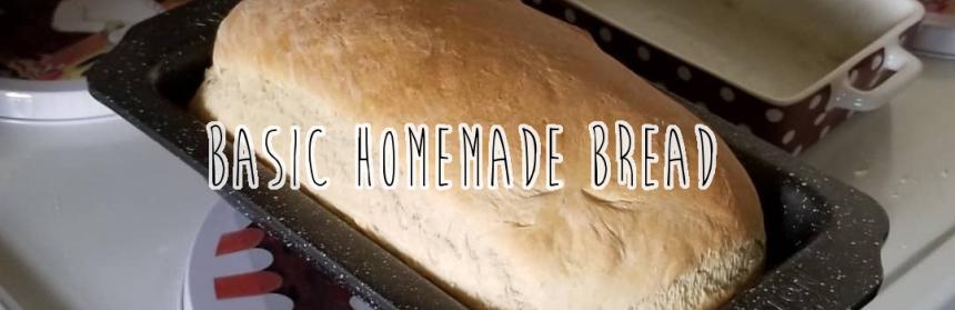 Recipe Review: Basic HomemadeBread