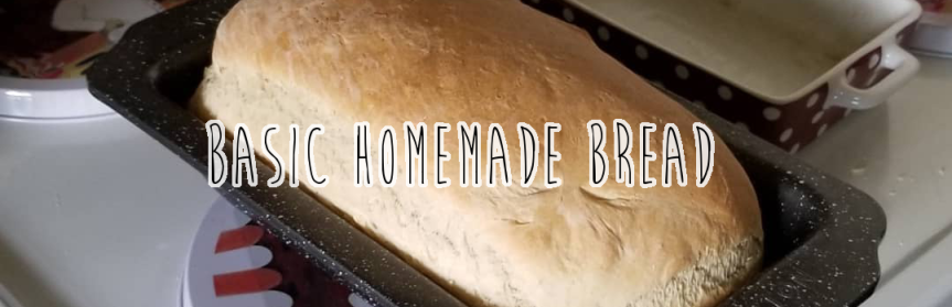 Recipe Review: Basic Homemade Bread