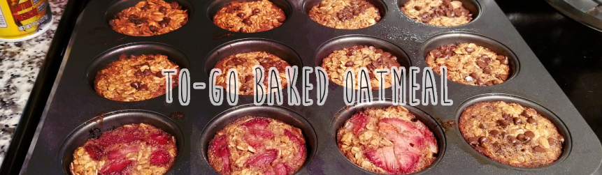 Recipe Review: To-Go Baked Oatmeal