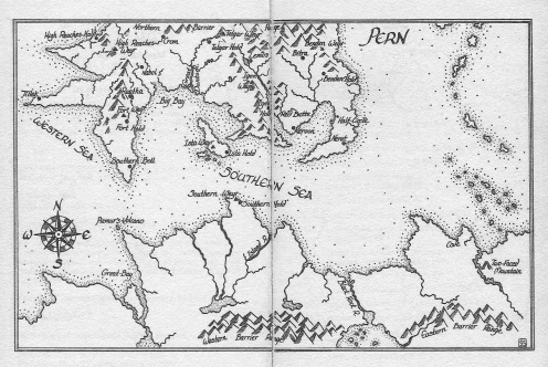Image result for map of pern