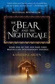 Amazon.com: The Bear and the Nightingale: A Novel (Winternight Trilogy Book  1) eBook: Arden, Katherine: Kindle Store